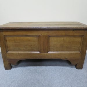 18th Century French Oak Coffer