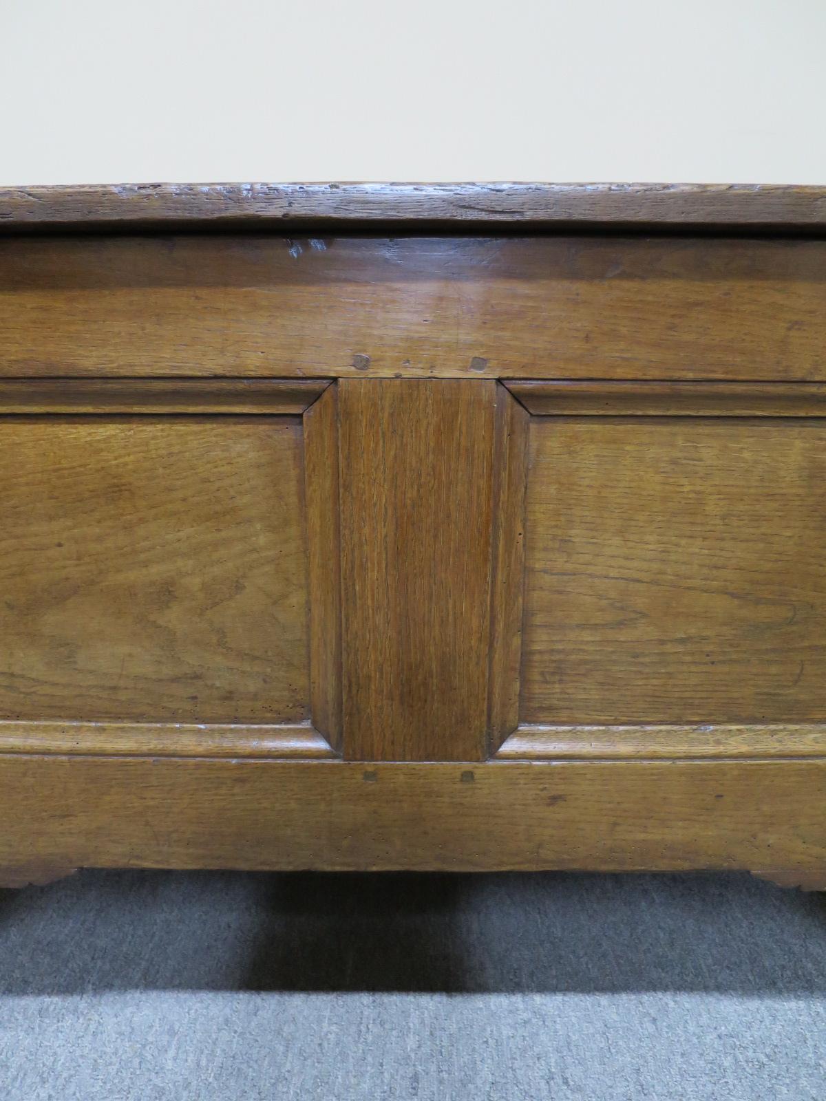 18th Century French Oak Coffer