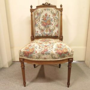 French Louis XVI Style Chair, c.1910