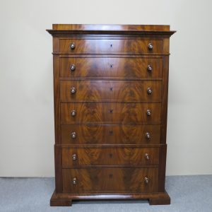 19th Century Swedish Tall Chest