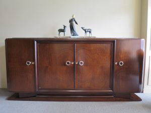 Fine French Art Deco Buffet