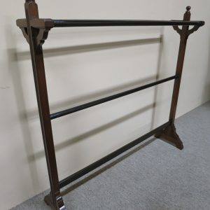19th Century English Towel Rail