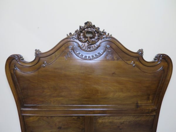 French Louis XV Style Bedhead