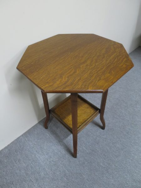 Oak Occasional Table, c.1900