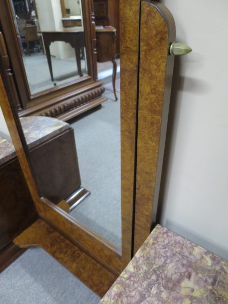 Art Deco Cheval Mirror