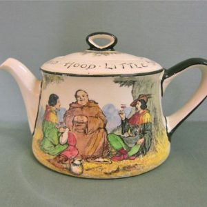 """Under The Greenwood Tree"" Teapot"