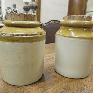 Stonewear Jars