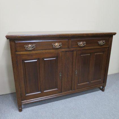 antique bedside table
