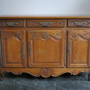 Three Door Sideboards
