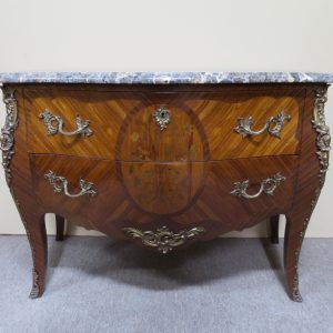 Fine French Marquetry Commode