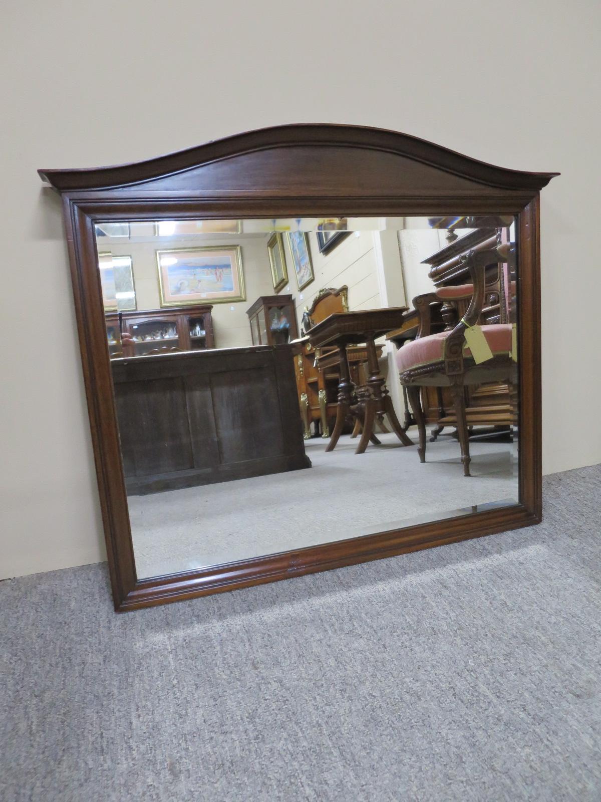 Edwardian Wall Mirror