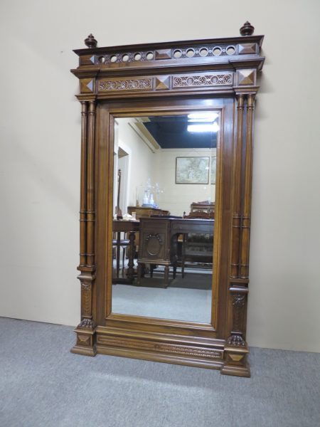 French Henri II Mirror