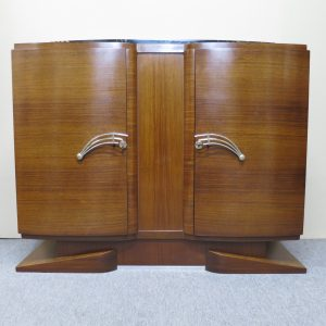French Art Deco 2-Door Buffet