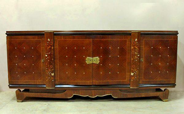 Fine French Art Deco Sideboard