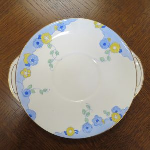 Royal Doulton Art Deco Cake Plate