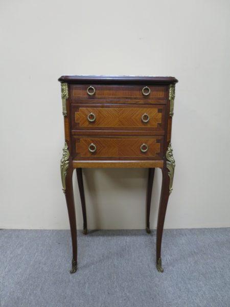 Mahogany Bedside Cabinet