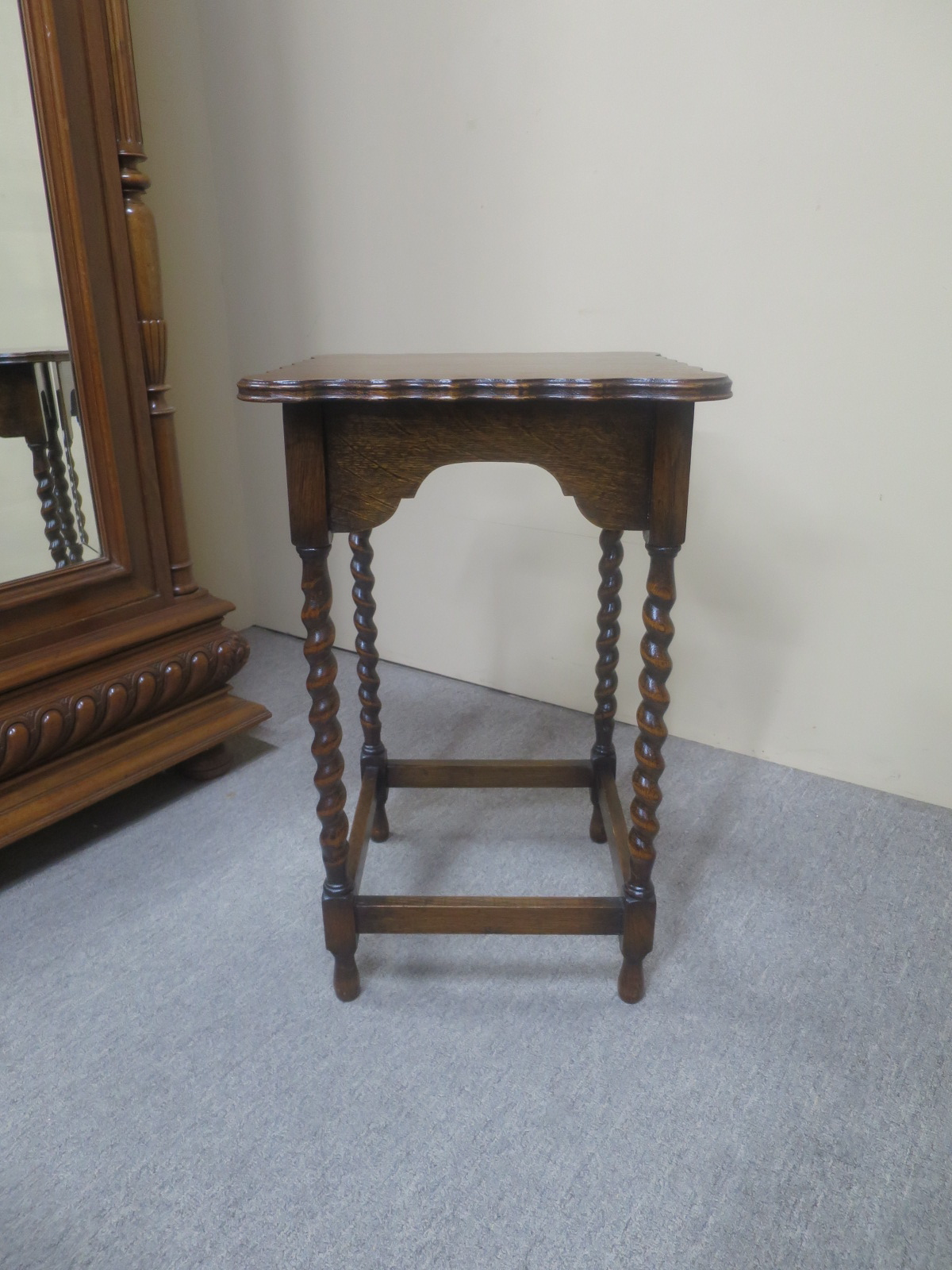 Jacobean Style Occasional Table