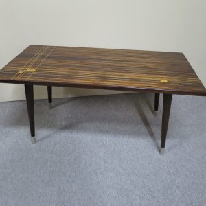 Macassar Ebony Coffee Table