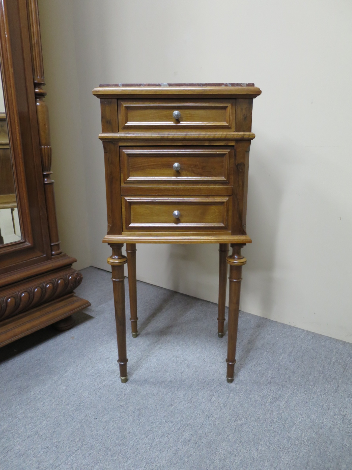 French Louis XVI Style Bedside